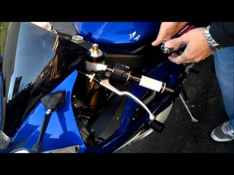 TAR: How to Install Motorcycle Levers (Brake and Clutch)