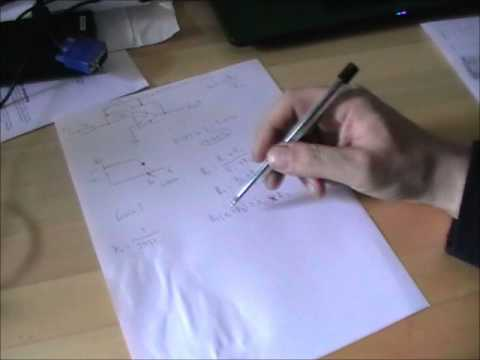 Calculating the capacitor value for an OP Amp low pass filter