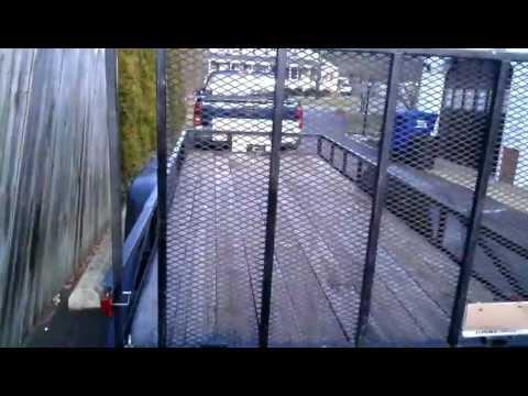 Utility Trailer- Adding A Gate