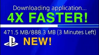 PS4 HOW TO GET FASTER DOWNLOAD SPEED NEW! (2020)