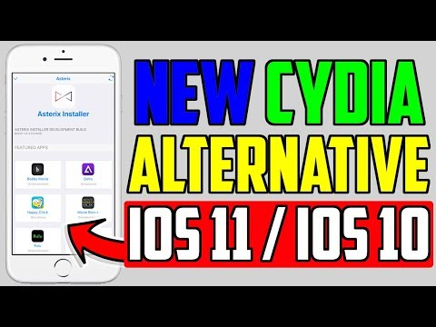 NEW Cydia Alternative: Get Paid Apps, Hacked Games, Tweaked ++ Apps FREE (NO Jailbreak NO Computer)