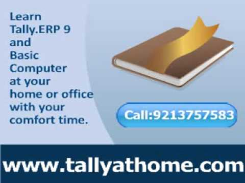 Tally Customization, Tally.ERP 9  Sales, Support,Training,tally tution at home.