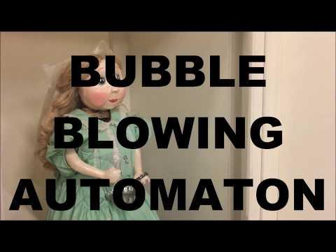 Bubble Blowing Automaton