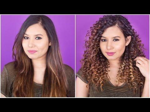How To Get Spiral Curls | Sonal Sagaraya