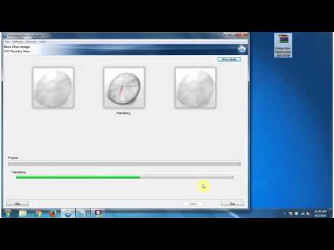 How to create a bootable DVD for linux