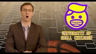 Bracketology - Underdog Picks (March Madness 2018)