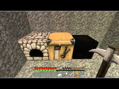 Minecraft - How To Make A Bucket