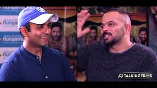 Rohit Shetty On The Acting BRILLIANCE Of Sanjay Mishra & Tabu | Golmaal Again