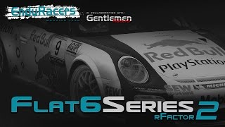rFactor 2 : Flat Sixes are Best Sixes (Enduracers Flat 6 Mod @ Palm