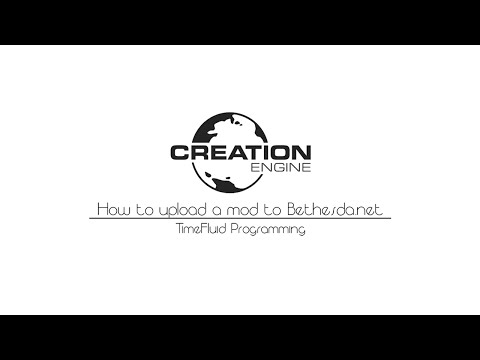 Fallout 4 Creation Kit - How to upload a mod to Bethesda.net