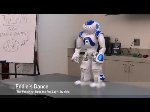 WFL Robot Dance Contest Session 1