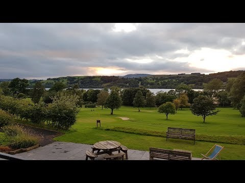 A peek inside Bala Lake Hotel, Wales owned by John Lewis and not open to the general public