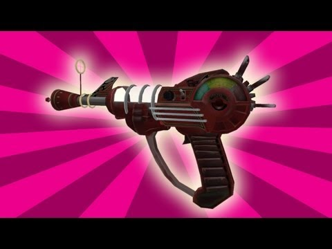HOW TO GET A RAY GUN IN MW3!!! (TROLL VIDEO)