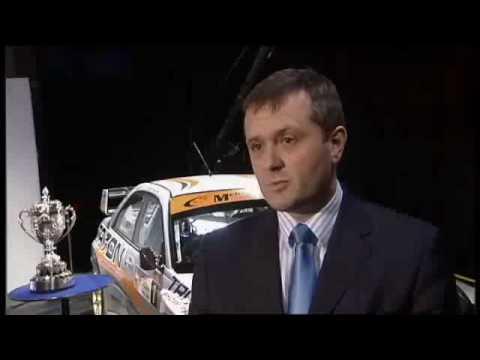 UTV Drive Circuit of Ireland - Interview with Jeremy Biggerstaff