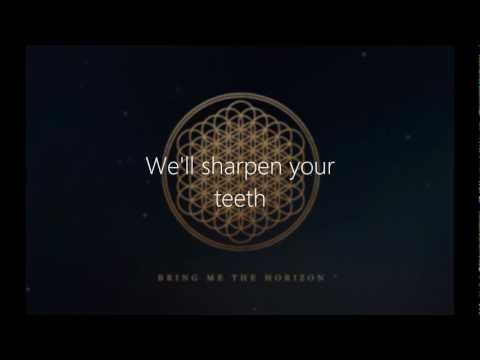 Bring Me The Horizon - And The Snakes Start To Sing (+Lyrics)