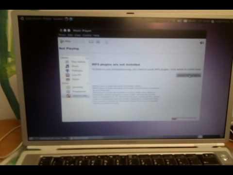 Ubuntu 10.04 on PowerBook G4
