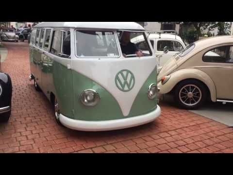 Classic VW BuGs Presents the Rare Vintage Air VW D' elegance 2017 Beetle vid by Hot VWs