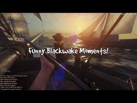 Blackwake funny moments!