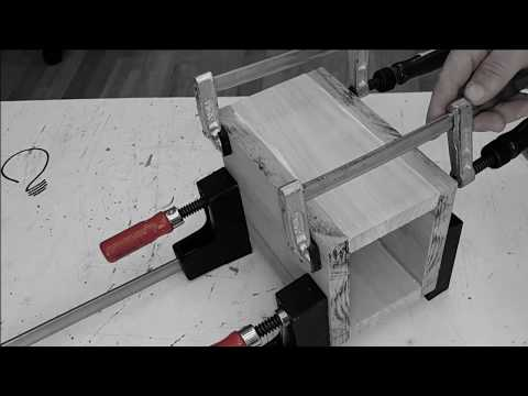 How To Make a Simple Knife Block