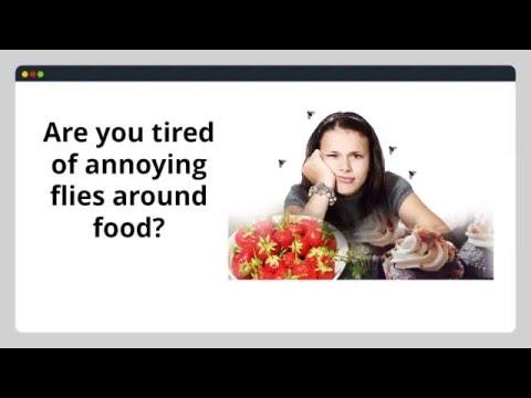 Fly Repellent Shooaway -Get rid of flies