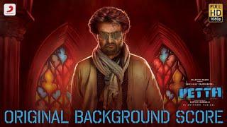 Petta - BGM (Original Background Score)  Superstar Rajinikanth | Anirudh Ravichander