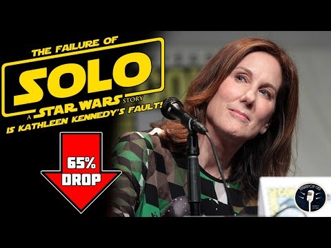 The Real Reason Star Wars is Failing as a Whole  -More Than Solo Box Office