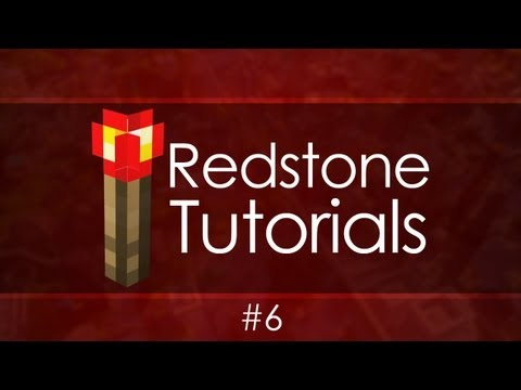 Redstone Tutorials - #6 Rails