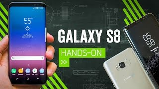 Samsung Galaxy S8 Hands On: The Infinity Phone