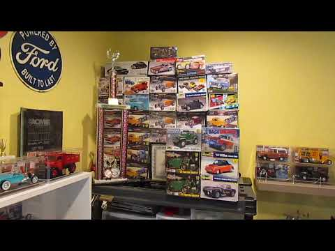 Response video on How I Display my Models