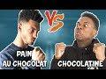 PAIN AU CHOCOLAT OU CHOCOLATINE LES PARODIE BROS
