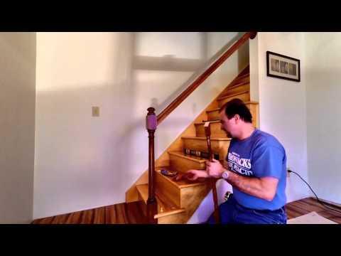Installing Railings