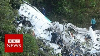 Chapecoense air crash: (Audio)