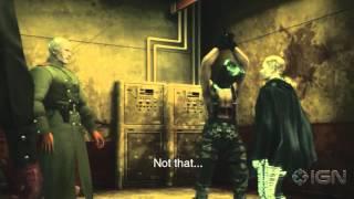 Metal Gear Solid 3 HD - Torture Cinematic - Gameplay
