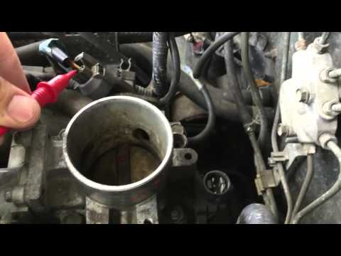 Testing TPS - Honda D16Y7