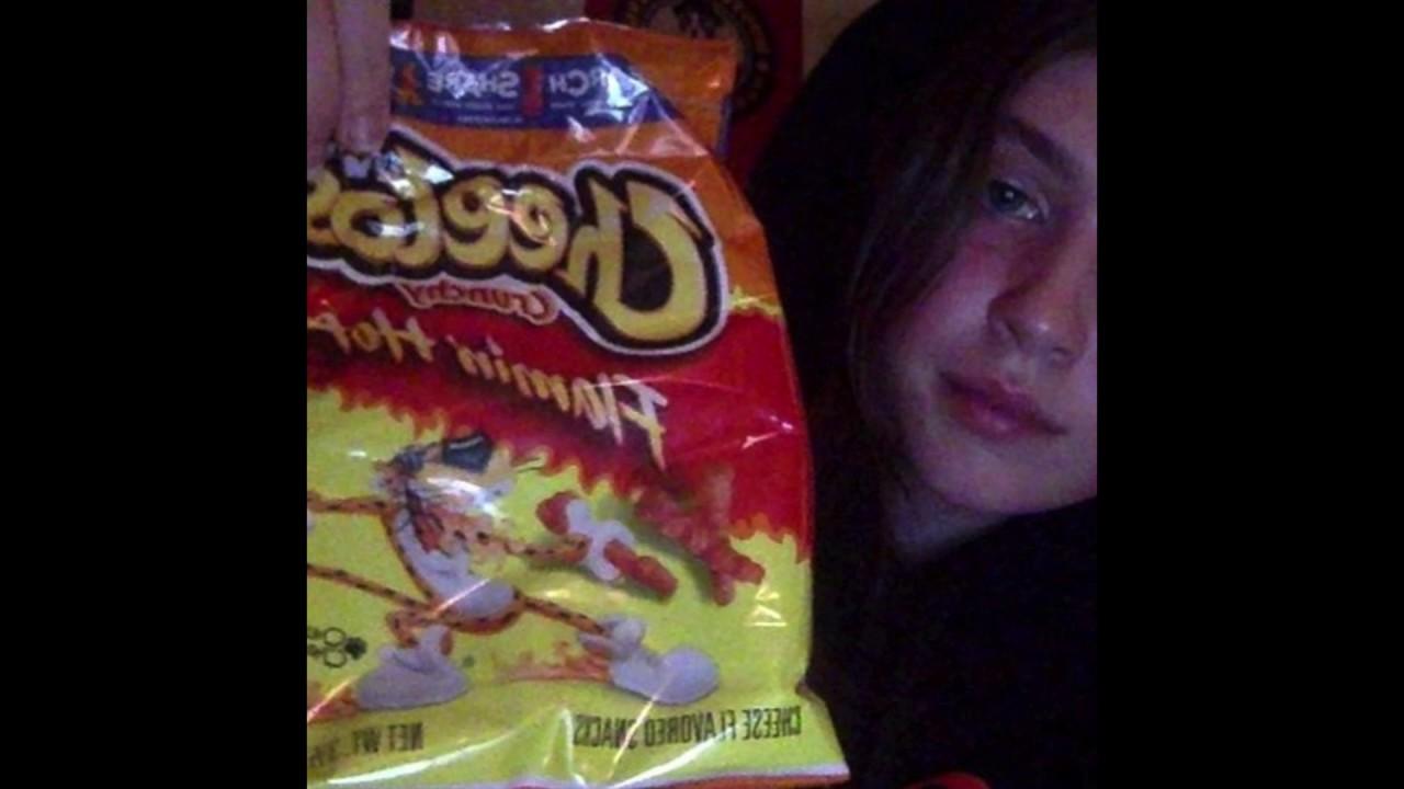 Flaming Hot Cheetos - Clairo
