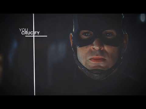 Steve + Tony - You crucify yourself