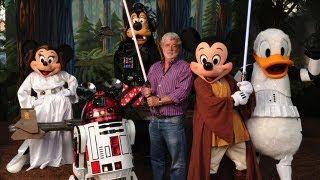 Download New 'Star Wars' Film in 2015 as Disney Buys Lucasfilm in $4.05B Deal Video