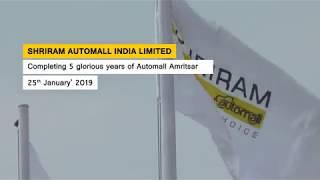 Shriram Automall (Amritsar) – 5th Business Anniversary