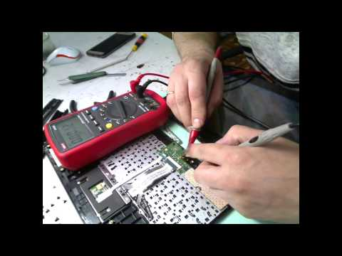 Разборка и ремонт Asus Transformer Book T100TAF
