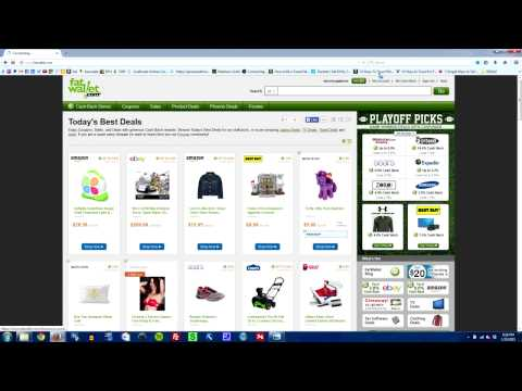 How To Get Cash Back Through Fat Wallet! - Resale Renegade