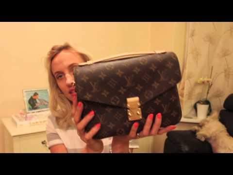 Louis Vuitton Pochette Metis unboxing and revel