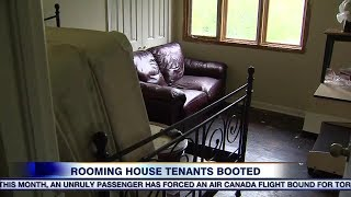 Video: Tenants booted from illegal rooming house in Scarborough