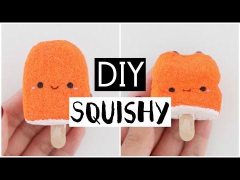 DIY Popsicle Squishy - Handmade SUPER Squishy Stress Ball