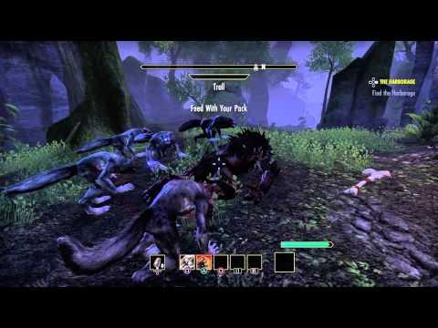 Eso Werewolf quest