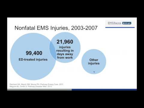 Reducing EMS Workforce Injuries and Illness: What the Data Tell Us