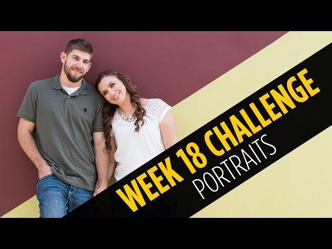 Week #18 - Portraits - Photo Challenge