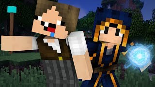 Minecraft Épico #68: MAGO NOOB ESTÁ SE TORNANDO UM MAGO PRO!!!