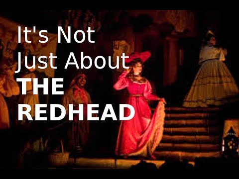 Why #WeWantsTheRedhead Isn't Really About The Redhead