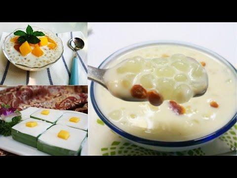 Sago Pearls' (Sabudana) Recipe