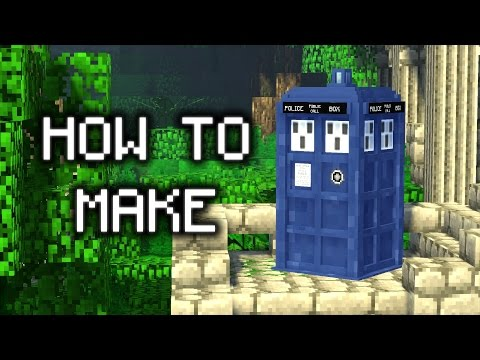 [NO MODS] HOW TO MAKE A TARDIS (Parody)